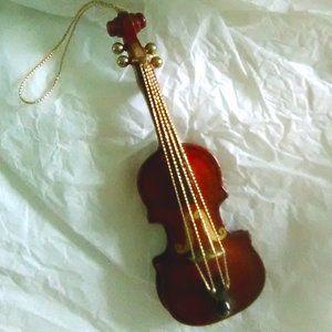 "Violin Ornament/5"""